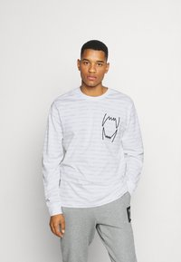 Puma - HOOPS TEE - Long sleeved top - white - 0