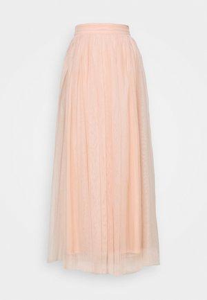 MARIKO SKIRT - Áčková sukně - nude
