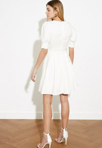 Trendyol - Day dress - cream - 3