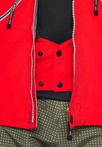State of Elevenate - MENS BACKSIDE JACKET - Ski jacket - red - 5