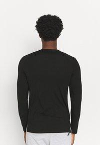 SQUATWOLF - LIMITLESS FULL SLEEVES TEE - Long sleeved top - black - 2