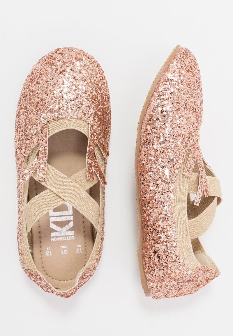 Cotton On - KIDS PRIMO - Ballet pumps - light pink