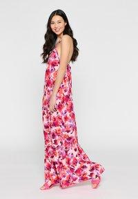 LolaLiza - WITH SPAGHETTI STRAPS - Maxi dress - red - 3