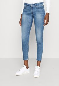 Replay - NEW LUZ PANTS - Jeans Skinny Fit - medium blue - 0