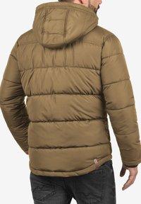Solid - DENILSON - Winter jacket - sepia - 1