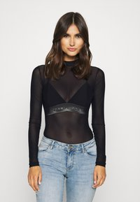 Guess - GABRIELLE - Long sleeved top - jet black - 0