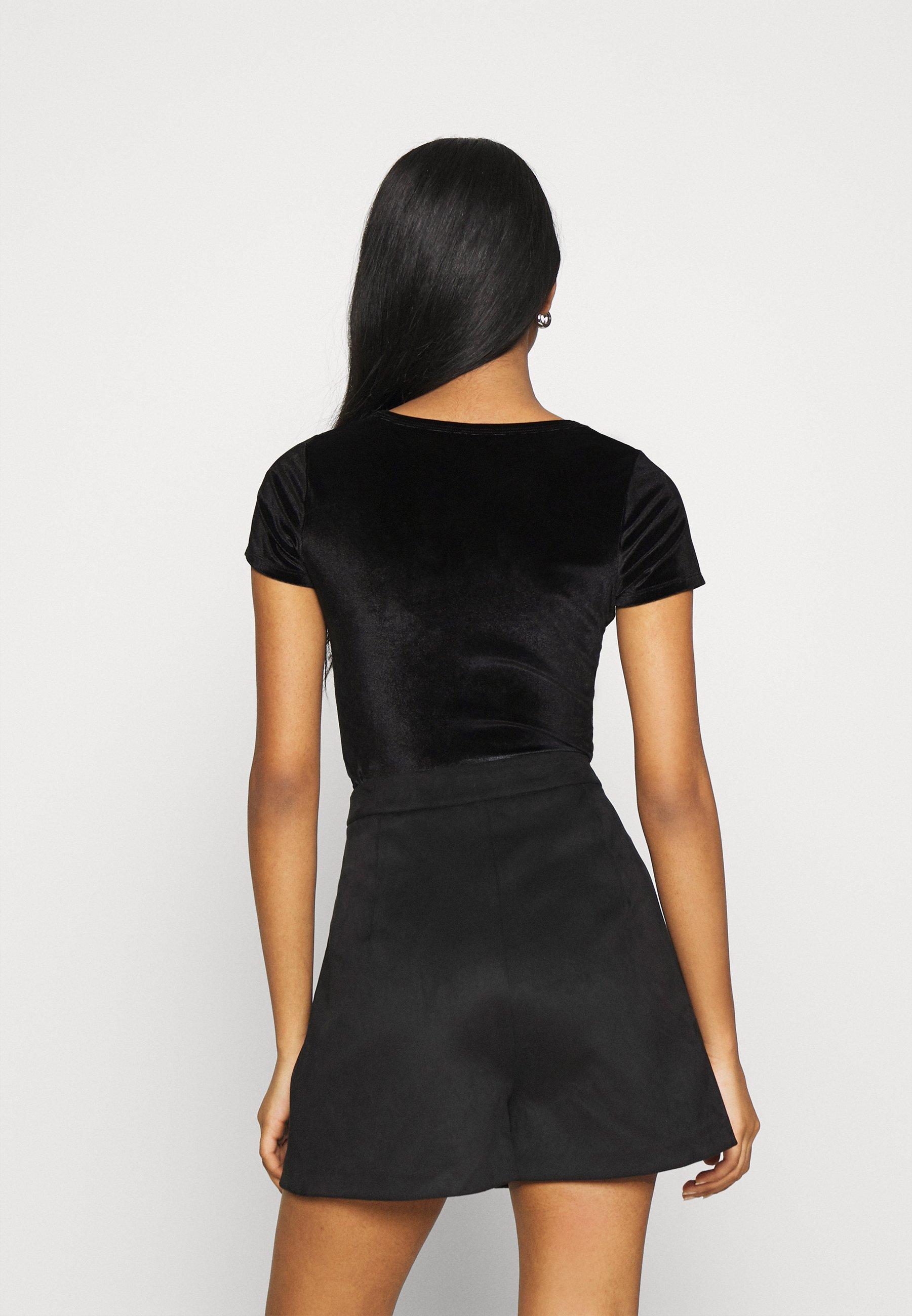 Damen SCOOP BODYSUIT - T-Shirt basic