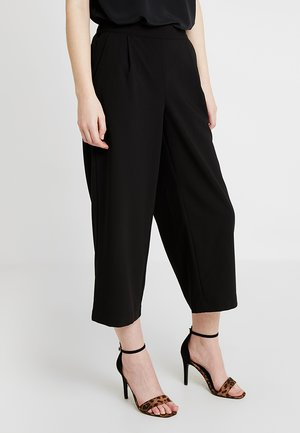 VMCOCO CULOTTE PANTS - Trousers - black