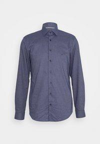 Calvin Klein Tailored - CHECK EASY CARE - Formal shirt - navy - 4
