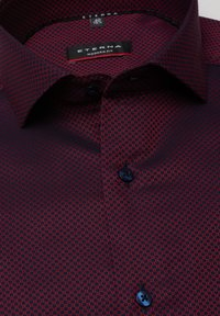 Eterna - MODERN FIT - Shirt - bordeaux - 5