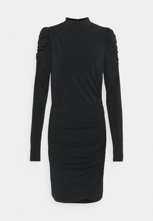 VMJAYDA DRESS - Jerseykjole - black