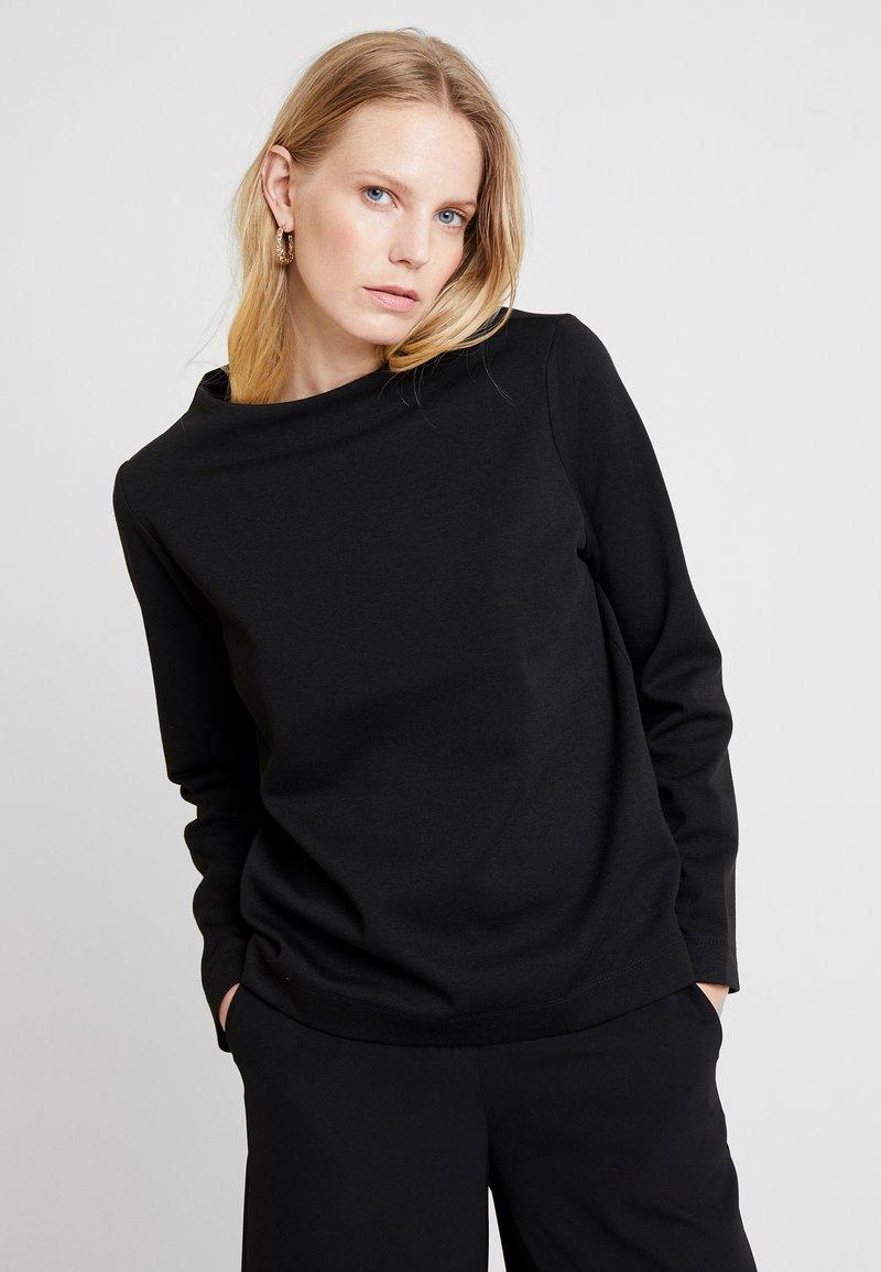 Esprit - Long sleeved top - black