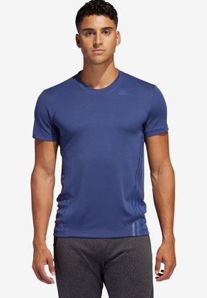 """""""AEROREADY TEE"""" - T-shirt imprimé - marine"""