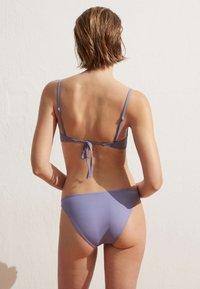 OYSHO - Bikini top - purple - 2