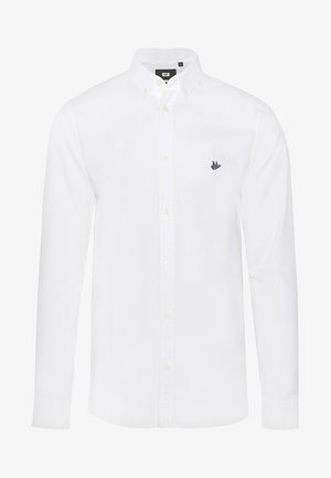 SLIM FIT - Hemd - white