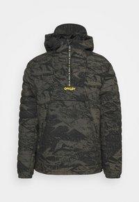 Oakley - CRUISER JACKET - Snowboard jacket - green - 5
