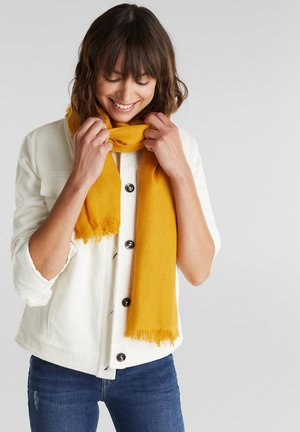 MIT STRUKTUR - Scarf - brass yellow