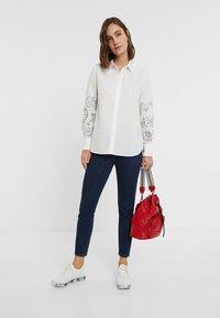 Desigual - CHIARA - Button-down blouse - white - 1