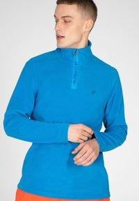 Protest - PERFECTO  - Fleece jumper - marlin blue - 4