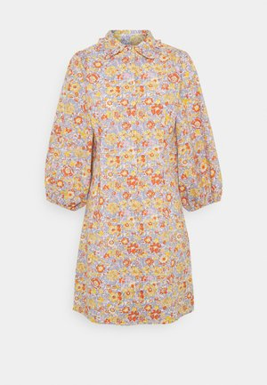 YASMANI DRESS - Shirt dress - eggnog