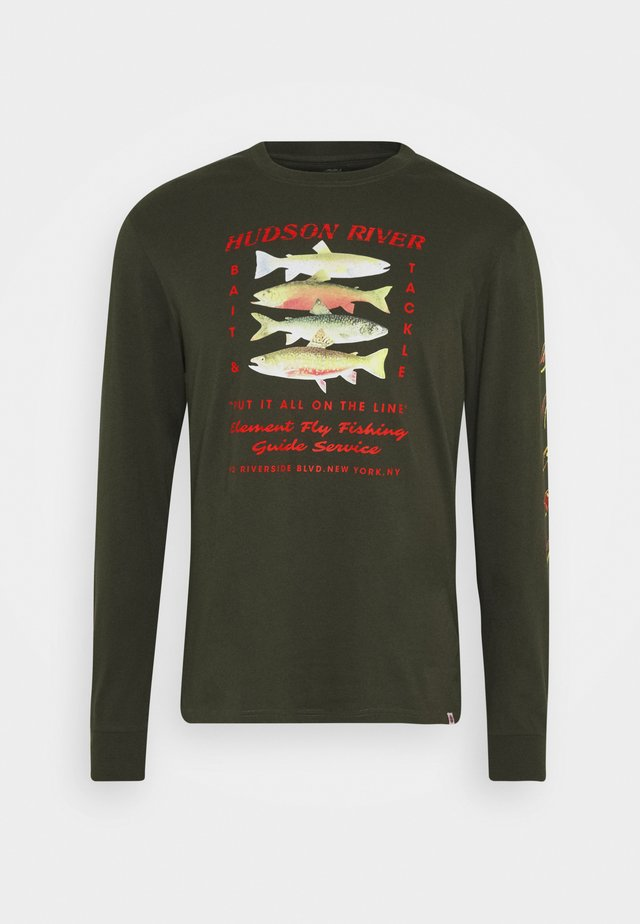 CADDIS - Long sleeved top - forest night