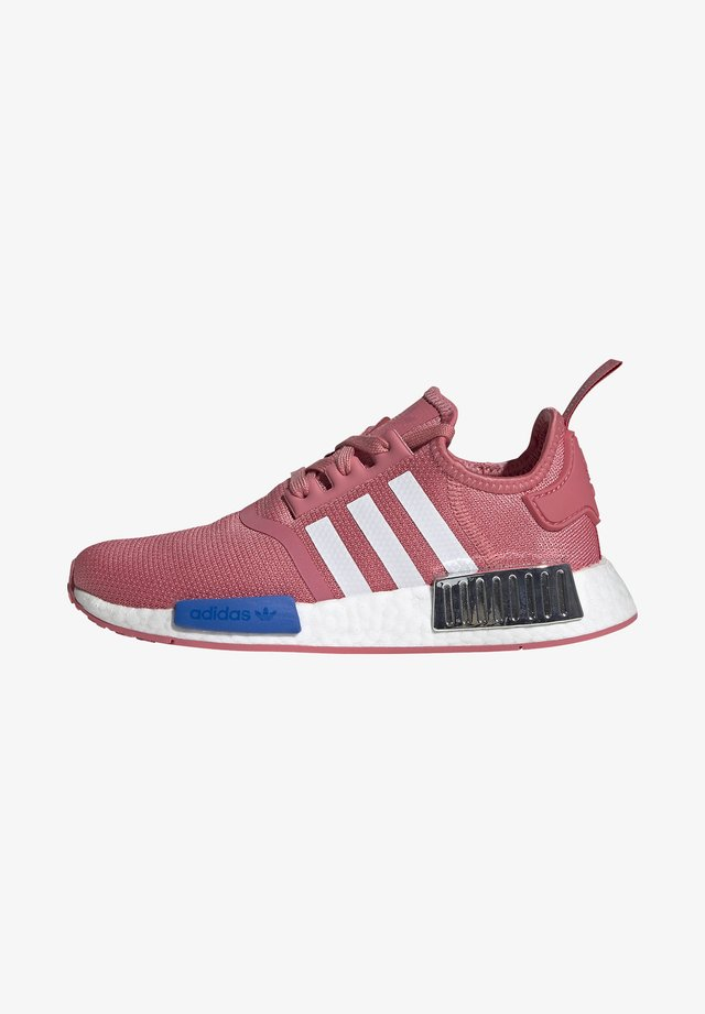 NMD_R1  - Trainers - hazy rose/footwear white/glory blue