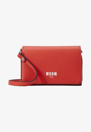 BORSA DONNA WOMANS MINI BAG - Umhängetasche - red