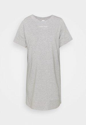 NIGHTSHIRT - Nattskjorte - grey heather