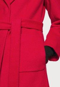 HUGO - MESUA - Zimní kabát - open pink - 6