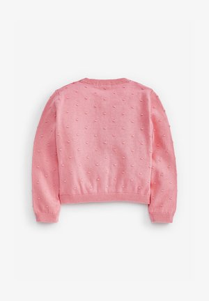 BOBBLE CARDIGAN (3MTHS-7YRS) - Cardigan - pink