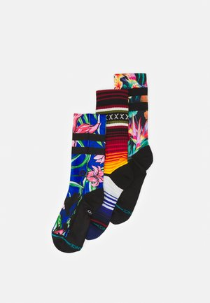 WAIPOUA 3 PACK - Socks - multi coloured