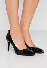 MICHAEL Michael Kors - DOROTHY FLEX - High heels - black - 0