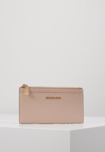 JET SLIM CARD CASE - Plånbok - soft pink