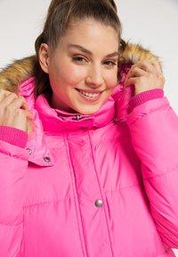 myMo - Winter coat - pink - 3