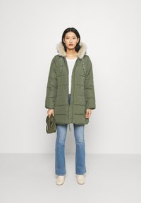 GAP - PUFFER - Winter coat - greenway - 1