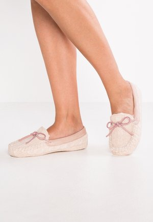 LOAFER - Pantuflas - powder