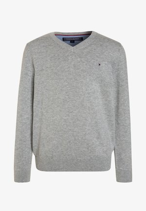 BOYS BASIC - Svetr - grey heather