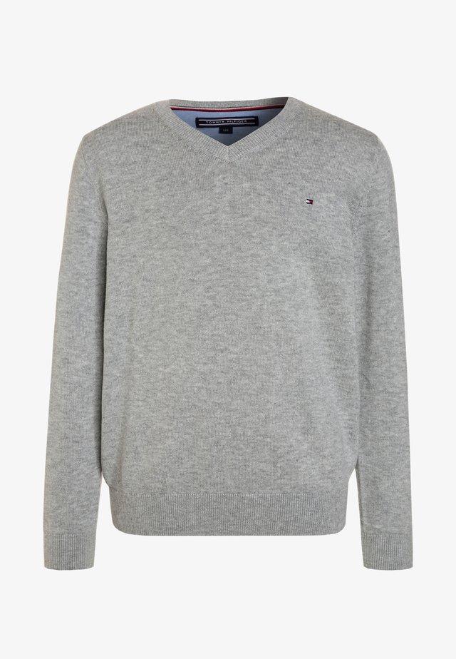 BOYS BASIC - Svetr - grey heather