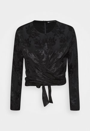 ONO BLOUSE - Blůza - black