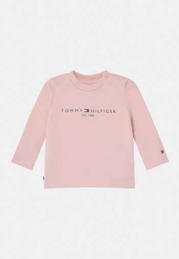 BABY ESSENTIAL UNISEX - Long sleeved top - pink