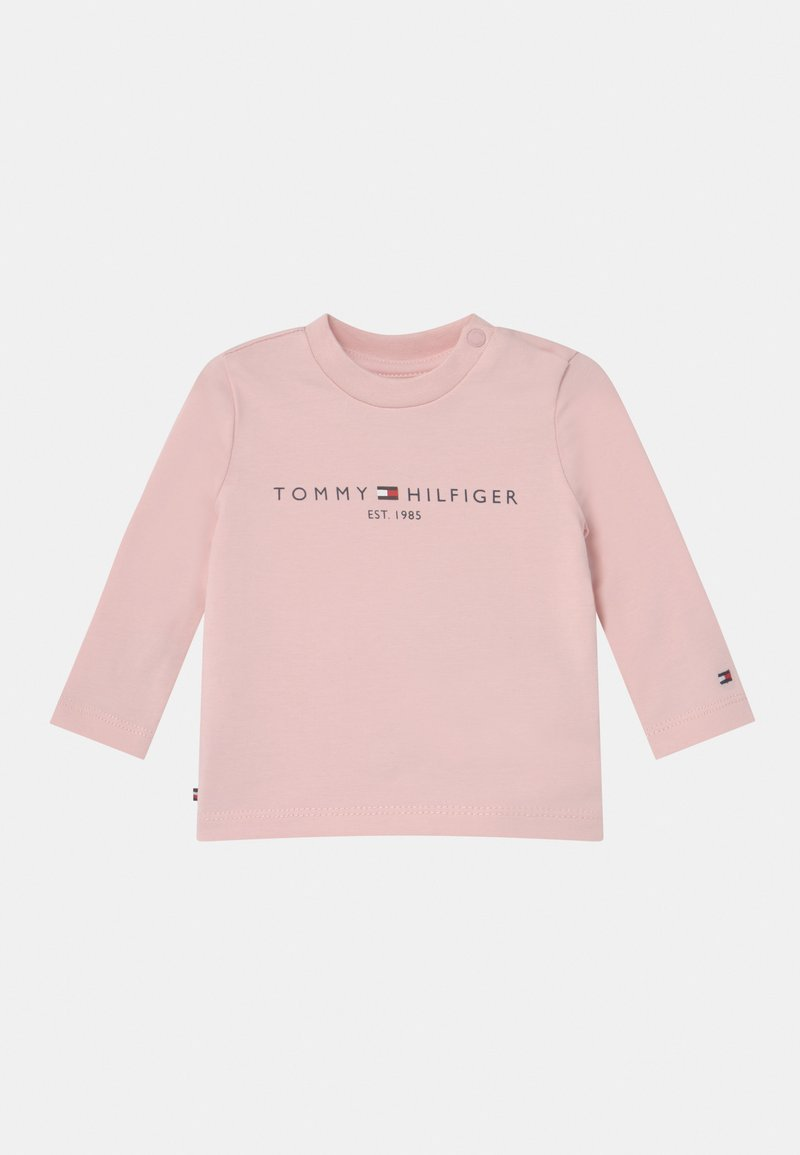 Tommy Hilfiger - BABY ESSENTIAL UNISEX - Long sleeved top - pink