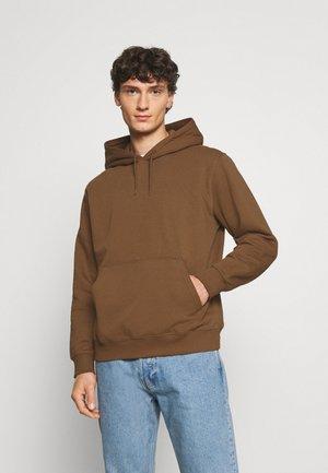 STANDARD HOODIE - Sweatshirts - brown