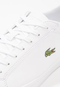 Lacoste - Sneakersy niskie - white - 5