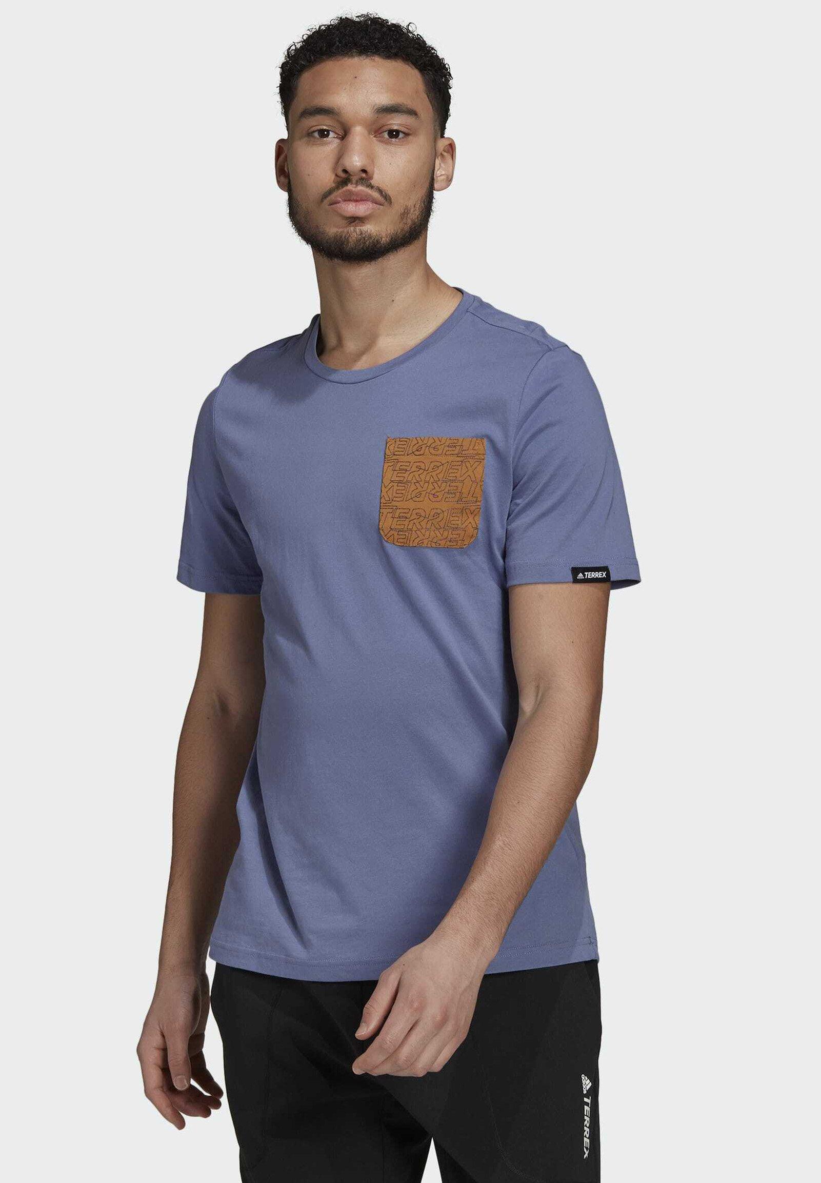 Homme POCKET GRAPHIC - T-shirt imprimé