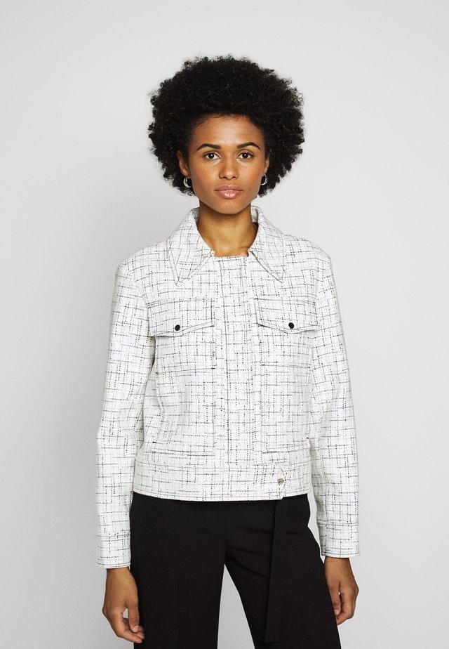 AKINE - Summer jacket - natural
