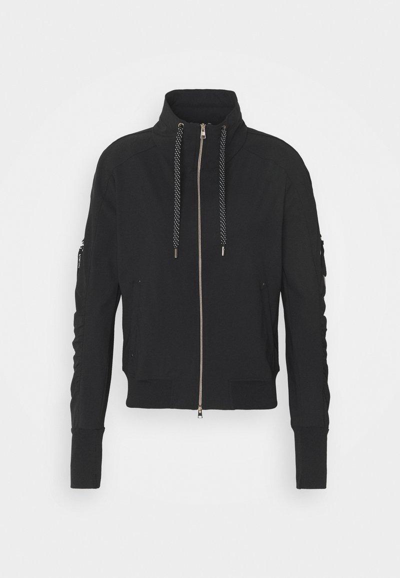 Marc Cain - Summer jacket - black