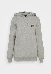 Dickies - OAKPORT HOODIE - Sweatshirt - grey melange - 4