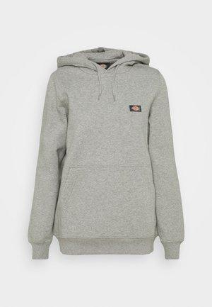 OAKPORT HOODIE - Sweatshirt - grey melange