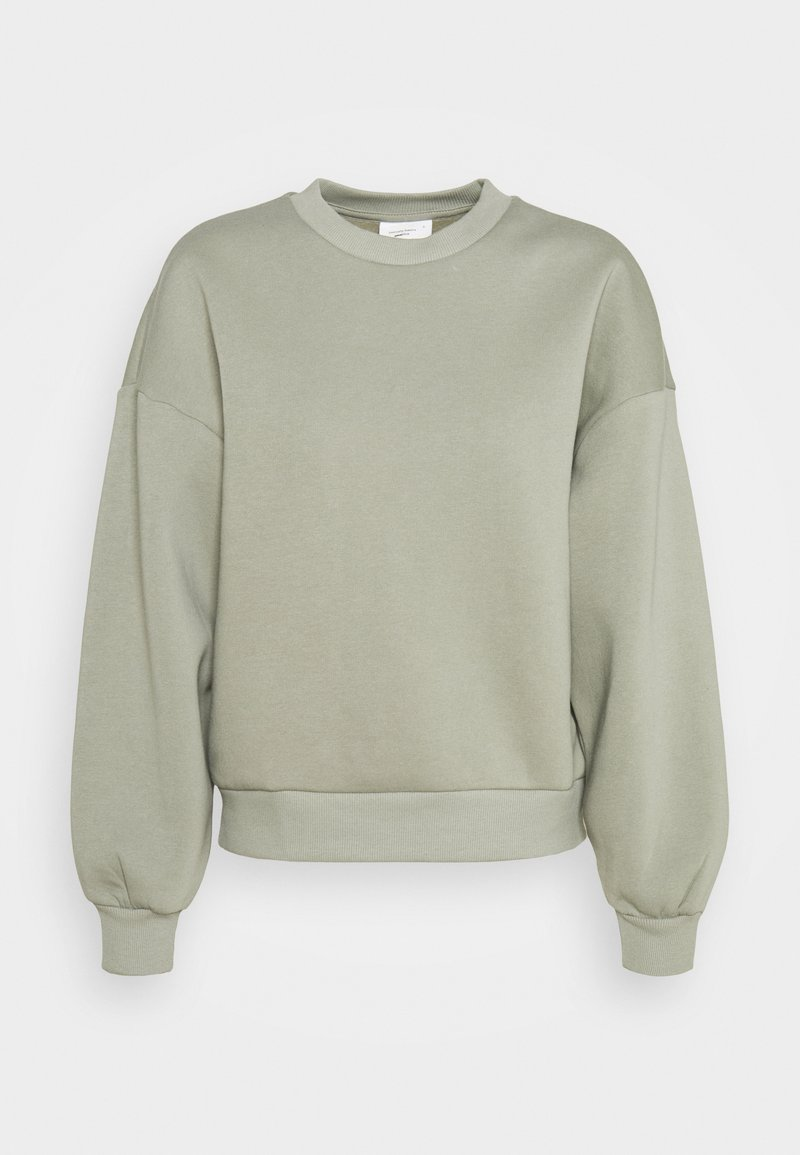 Gina Tricot - BASIC - Sweatshirt - shadow