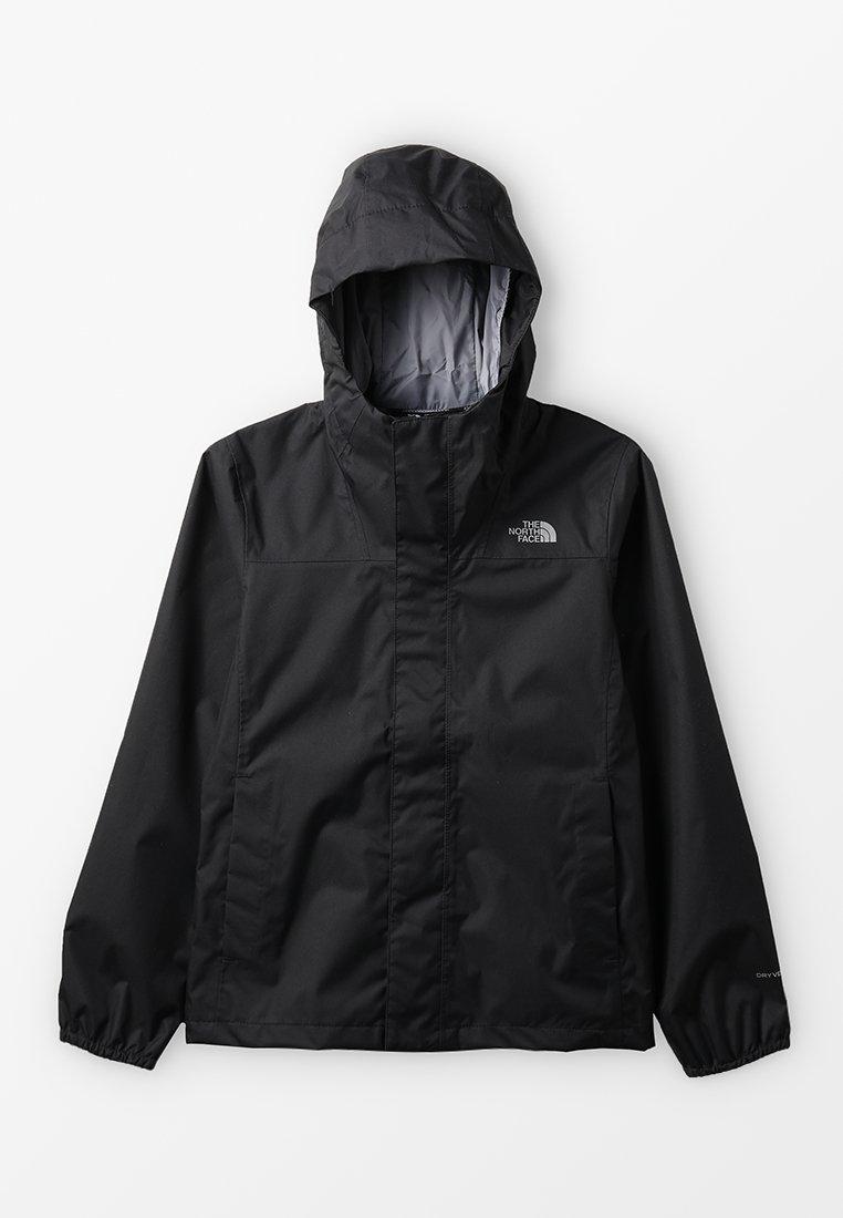 The North Face - RESOLVE  - Hardshellová bunda - black